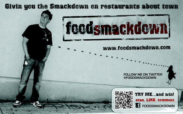 Food Smackdown Banner
