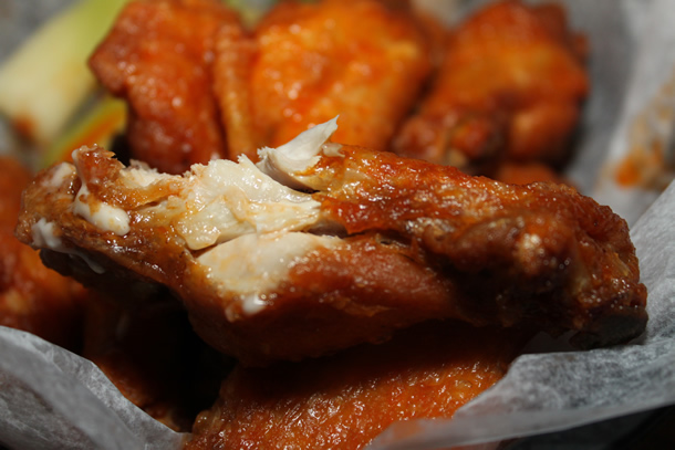 Lansdowne Road New York Chicken Wings