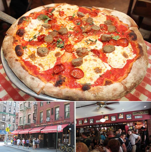 Original New York Pizza Spring City