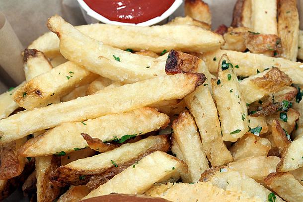MIHO Gastrotruck - Belgian Style Fries