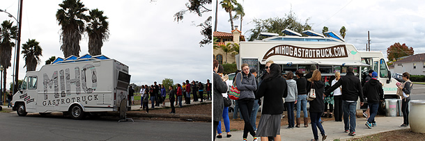 MIHO Gastrotruck - Food Truck - San Diego California