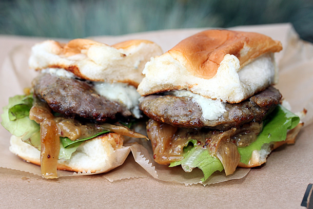 Food Farm Food Truck - San Diego Super Sliders