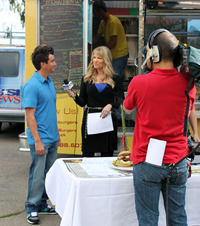 Food Smackdown KUSI-TV News Interview