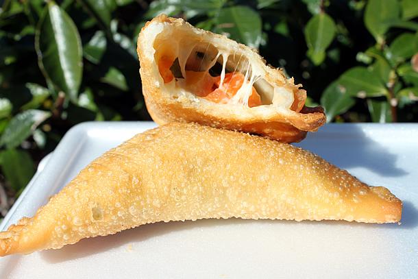 Piaggio Gourmet on Wheels Empanadas