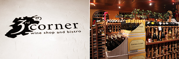 The 3rd Corner Wine Shop & Bistro - Encinitas California