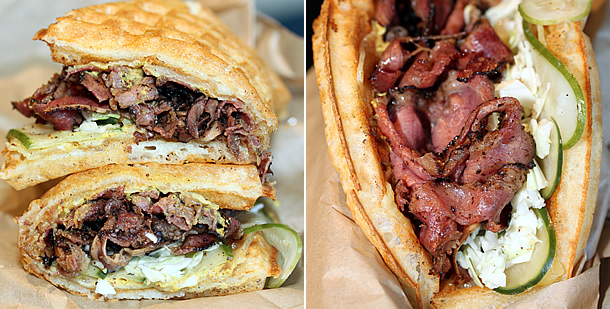 Bruxie - Hot Pastrami Bruxie