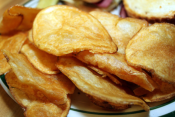 Mama Kat's Restaurant - Fresh Fried Potato Chips
