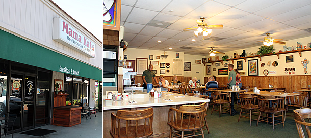 Mama Kat's Restaurant & Pie Shop - San Marcos California
