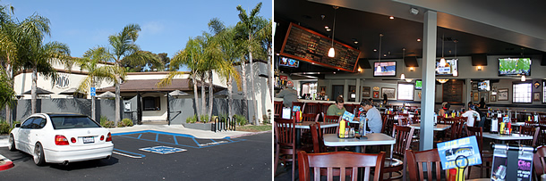 Slater's 50/50 - Huntington Beach California