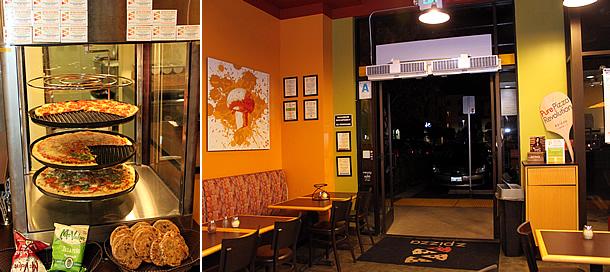 zpizza - San Diego California - Linda Vista