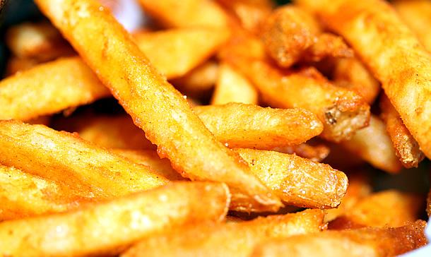 Dirty Birds Pacific Beach - Seasoned Battered Fries