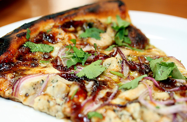 Nicky D's Pizza - BBQ Chicken Pizza