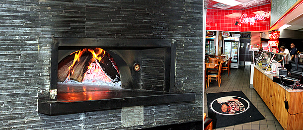 Nicky D's Wood Fired Pizza - Santa Barbara California