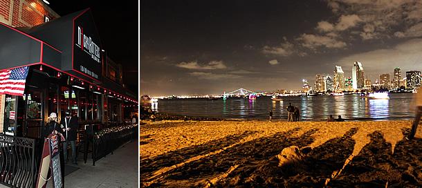 Nicky Rottens - Coronado Parade of Lights Boat Parade