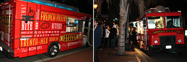 O Street Food Truck - Santa Barbara California