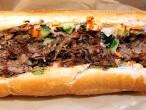 O Street Truck - BBQ Pork Banh Mi Sandwich