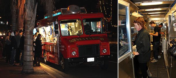 O Street Truck - Liz - Santa Barbara California