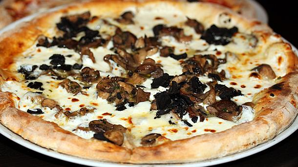 Olio Pizzeria - Umbra Pizza