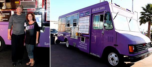Pierogi Truck - San Diego California