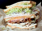 South Coast Deli - Chicken Chipotle Club Sandwich