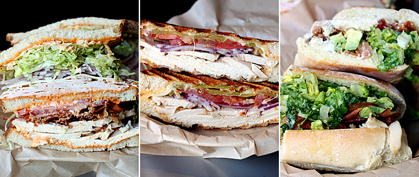 South Coast Deli - Sandwiches - Santa Barbara California