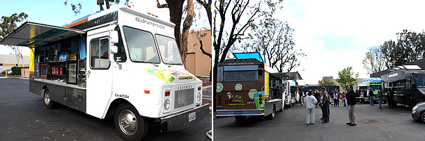 Spudrunners Food Truck - Orange County California