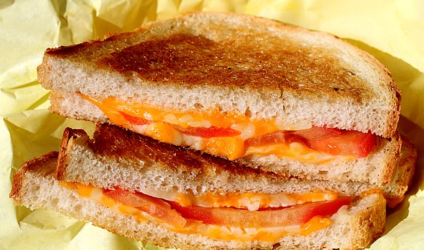 Spudrunners Food Truck - Grilled Cheese