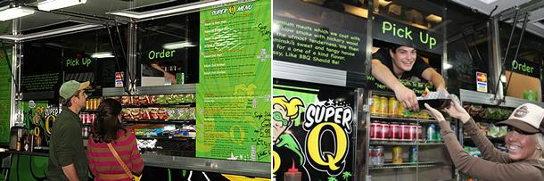 Super Q Food Truck - San Marcos California