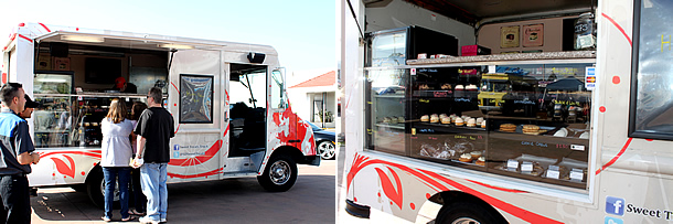 Palm Springs Subaru >> Sweet Treats Truck - San Diego California - Food Smackdown