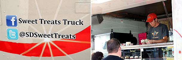 Sweet Treats Food Truck - San Diego California