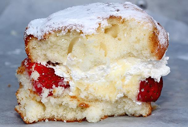 Sweet Treats - Strawberry Shortcake