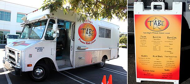 Tabe Bbq Food Truck