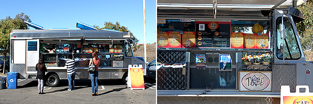 Tabe BBQ Food Truck - San Diego California