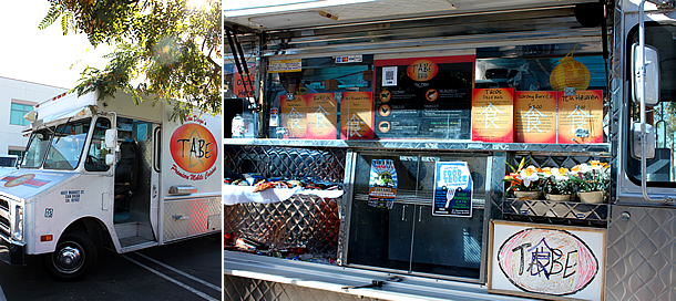 Tabe BBQ Mobile Truck - San Diego California