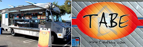Tabe BBQ Mobile Truck - San Diego California
