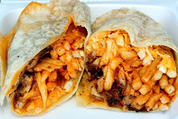 Tabe BBQ Food Truck - OMG Burrito