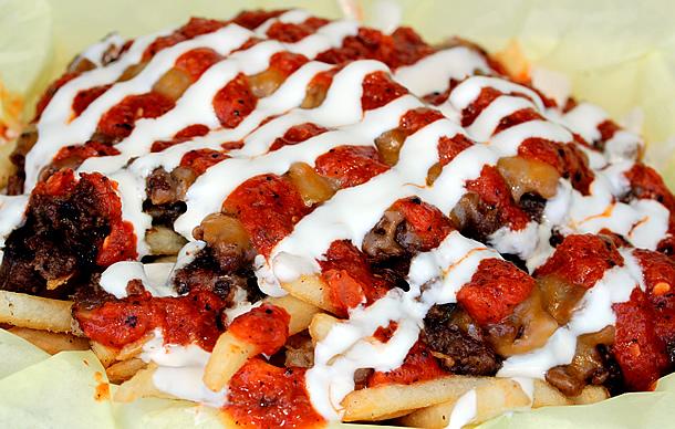 Tabe BBQ Food Truck - Tabe Asada Fries
