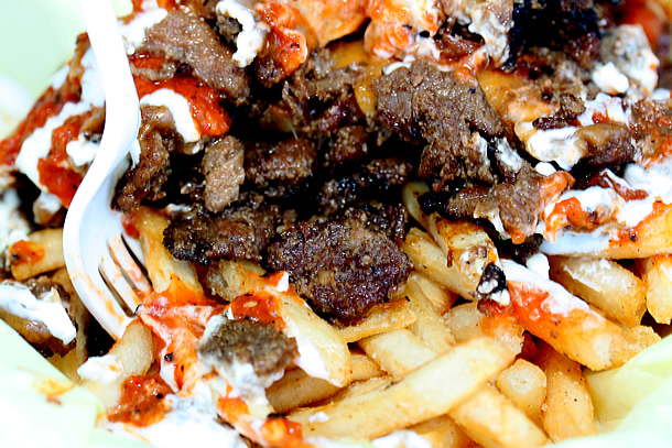 Tabe BBQ Food Truck - Tabe Asada Fries