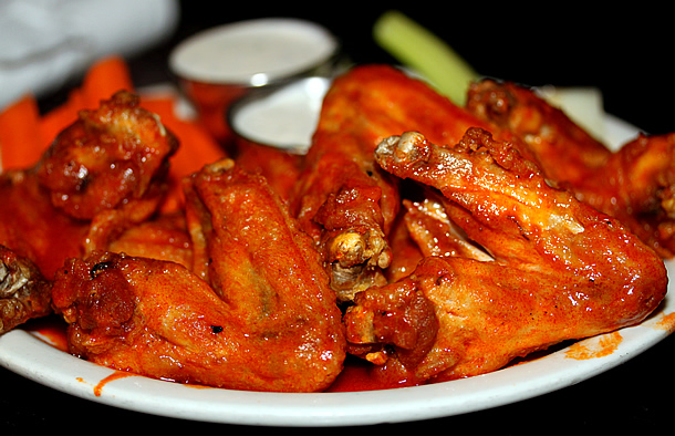 The Brewhouse - Buffalo Wings