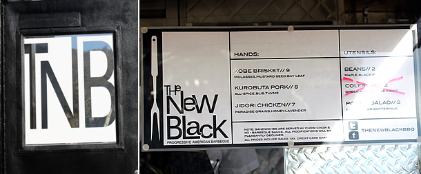The New Black BBQ - Santa Barbara California