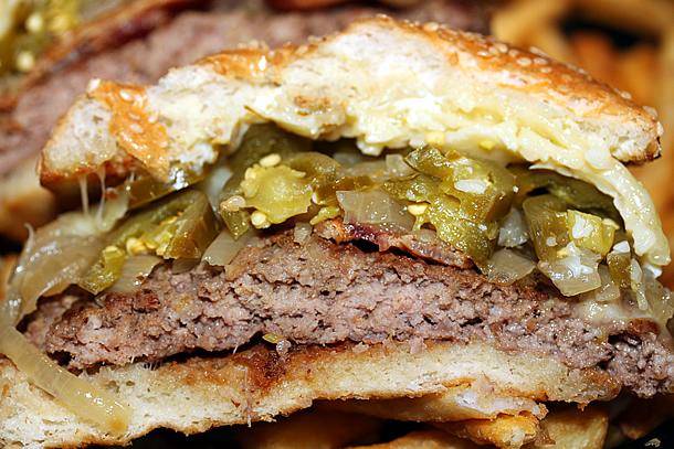 Eastbound - Jalapeno Burger
