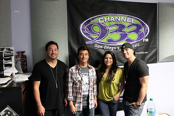 Channel 933 Radio - Frankie and Geena