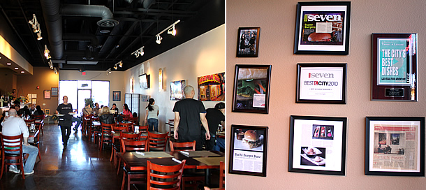 Bachi Burger - Las Vegas Nevada