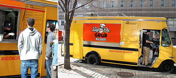 Big D's Grub Truck - New York, NY