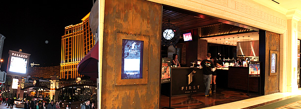 FIRST Food & Bar - Las Vegas Nevada