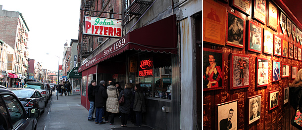 John's Of Bleecker Street - New York, NY