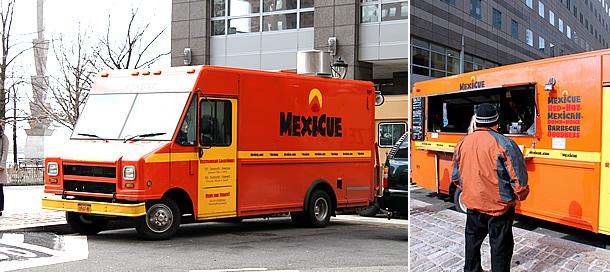 Mexicue Truck - New York, NY