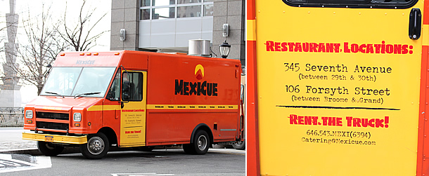 Mexicue Truck - New York, NY