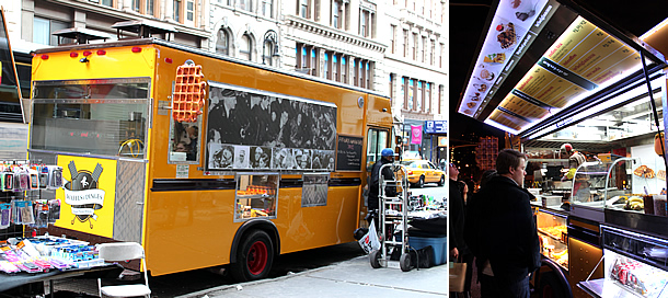 Wafels & Dinges Food Truck - New York