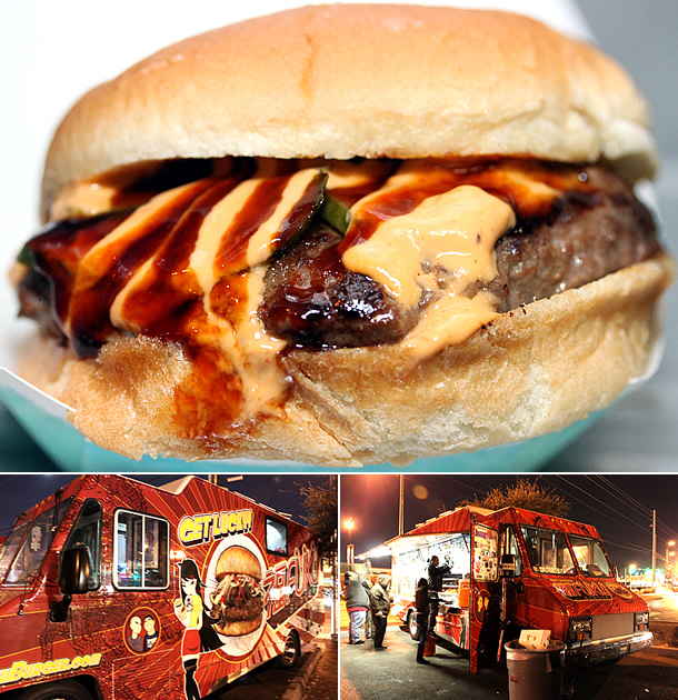 Burger Food Truck Las Vegas